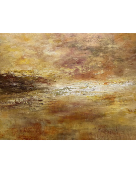 April Ponsford - Golden Flow