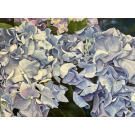 Bev Robertson - Pink and Blue and Purple Too