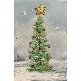 Brenda Walker - Oh Christmas Tree IV