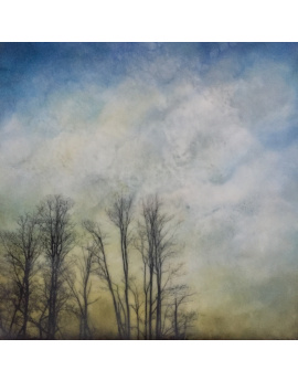 Alanna Sparanese - Sweeping Skies III