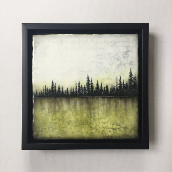 Alanna Sparanese - Field and Forest (Framed)
