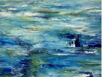 Estate Art Sale - Wild Seas - April Ponsford