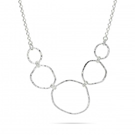 Mikel Grant - Coast 5 link necklace