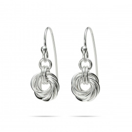 Mikel Grant - Love Knot earrings