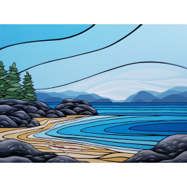 Monica Morrill - Secluded Cove