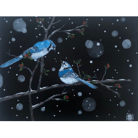 Allison Brodie - Blue Birds
