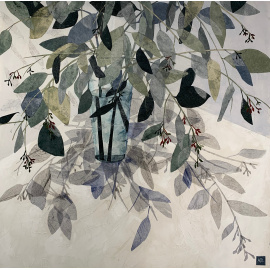 Allison Brodie - Eucalyptus Shadows