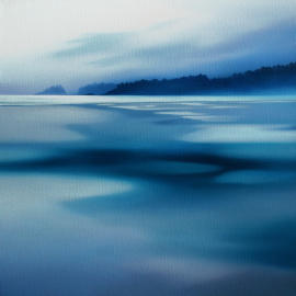 Kylee Turunen - Evening Beach Serenity II