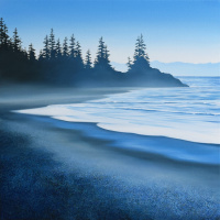 Kylee Turunen - Morning Island Shore