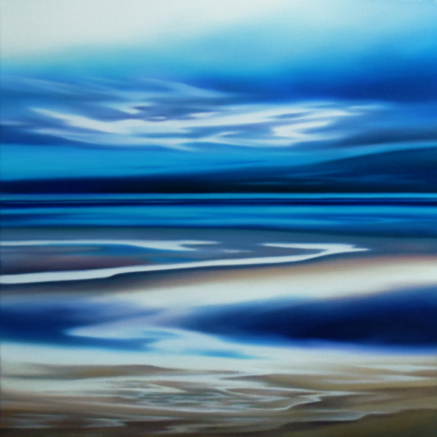 Kylee Turunen - Evening Beach II