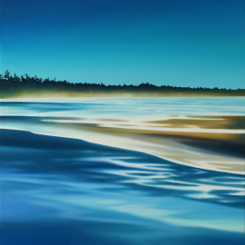 Kylee Turunen - Evening Beach Shore