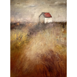 Joanna Drummond - Sitting Perfectly Still Red Roof