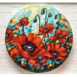 Wendy Oppelt - Touch of Joy Poppies