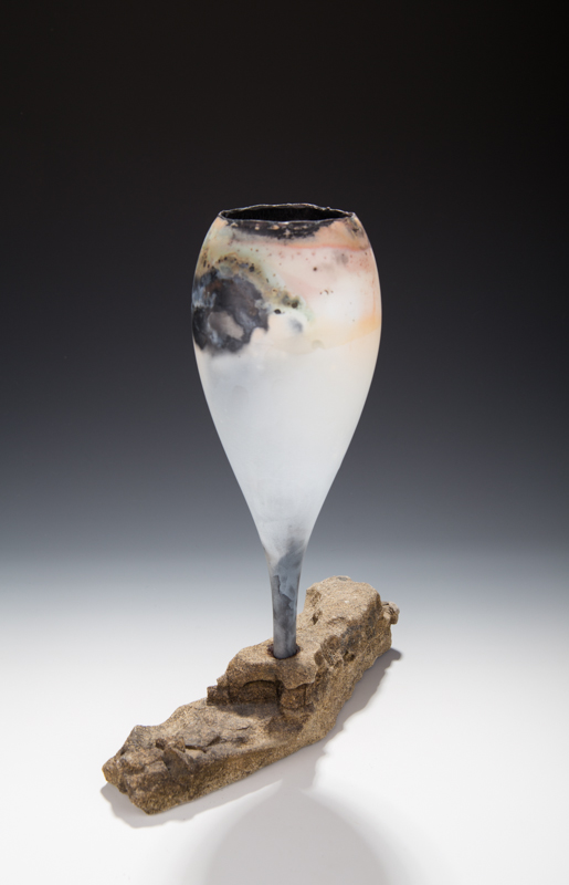 Mary Fox - Rock Base Chalice