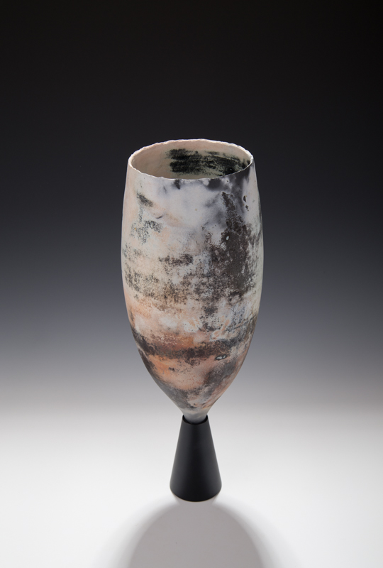 Mary Fox - Chalice on metal base